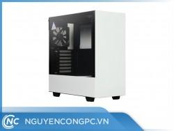 Vỏ máy tính NZXT H500 Matte White