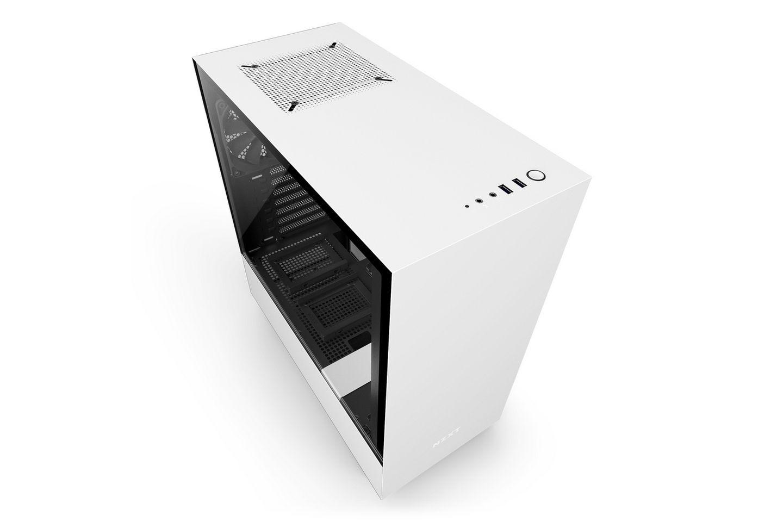 case NZXT H500 Matte White