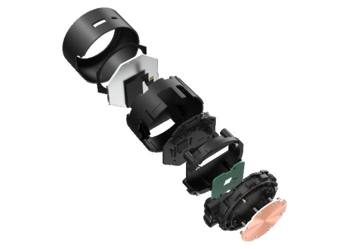 AIO NZXT Kraken Z73 được trang bị máy bơm Asetek thế hệ thứ 7