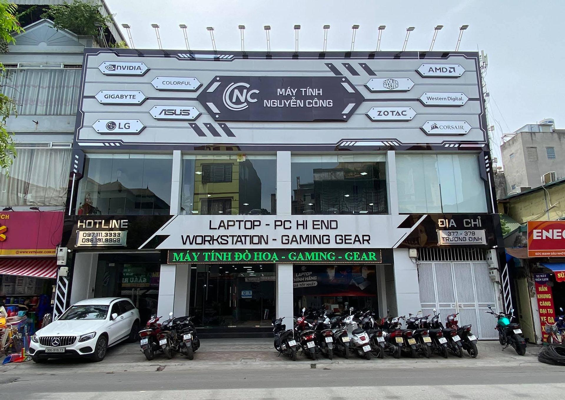 NguyencongPc Show Room