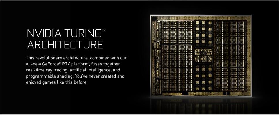 NVIDIA Turing™ Architecture - Kiến trúc NVIDIA Turing™