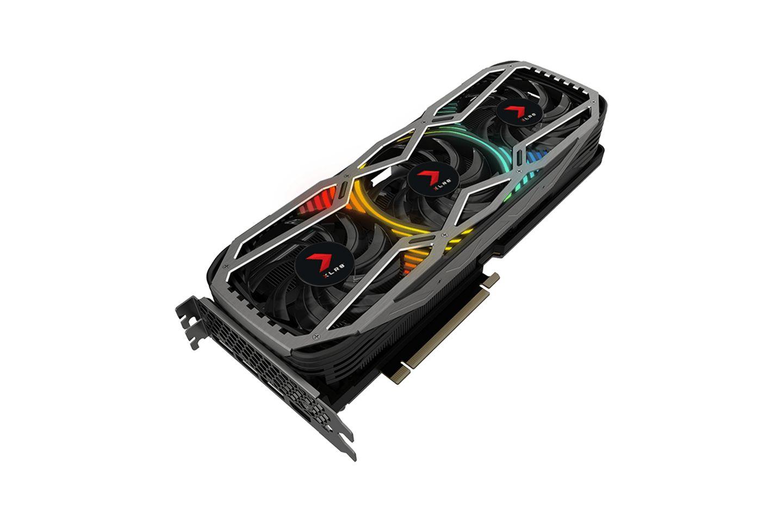 Card màn hình PNY GeForce RTX 3090 24GB XLR8 Gaming REVEL EPIC-X RGB Triple Fan Edition