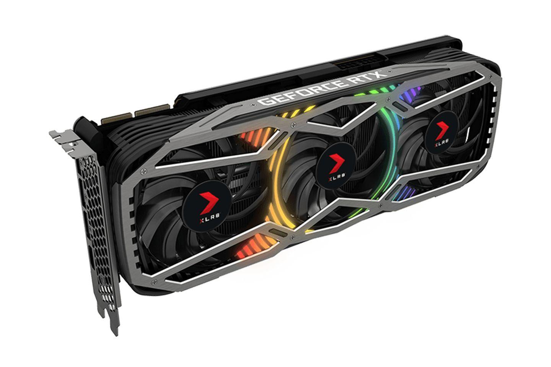 Card đồ họa PNY GeForce RTX 3090 24GB XLR8 Gaming REVEL EPIC-X RGB Triple Fan Edition