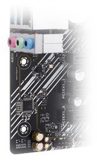 PRIME A520M-K âm thanh