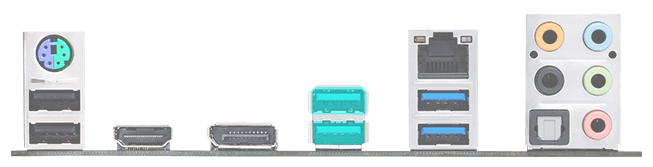 USB 3.2 Gen 2 Loại A