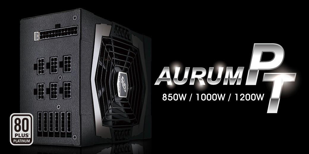 Nguồn FSP Power Supply AURUM PT-1200FM - 1200W - 80 PLUS PLATINUM