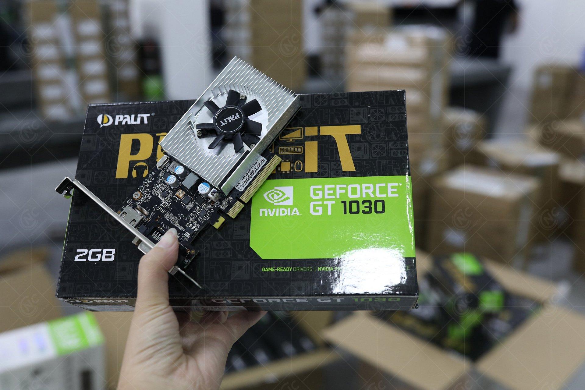 GeForce GT 1030 2GB DDR5