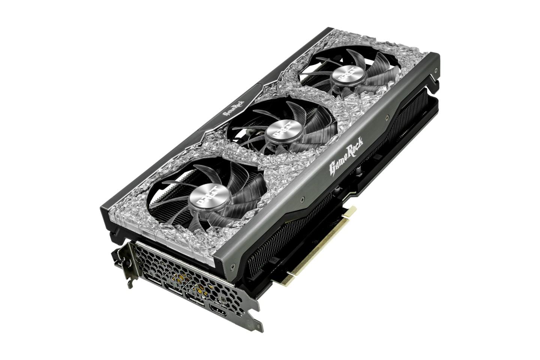 GeForce RTX 3080 GameRock back