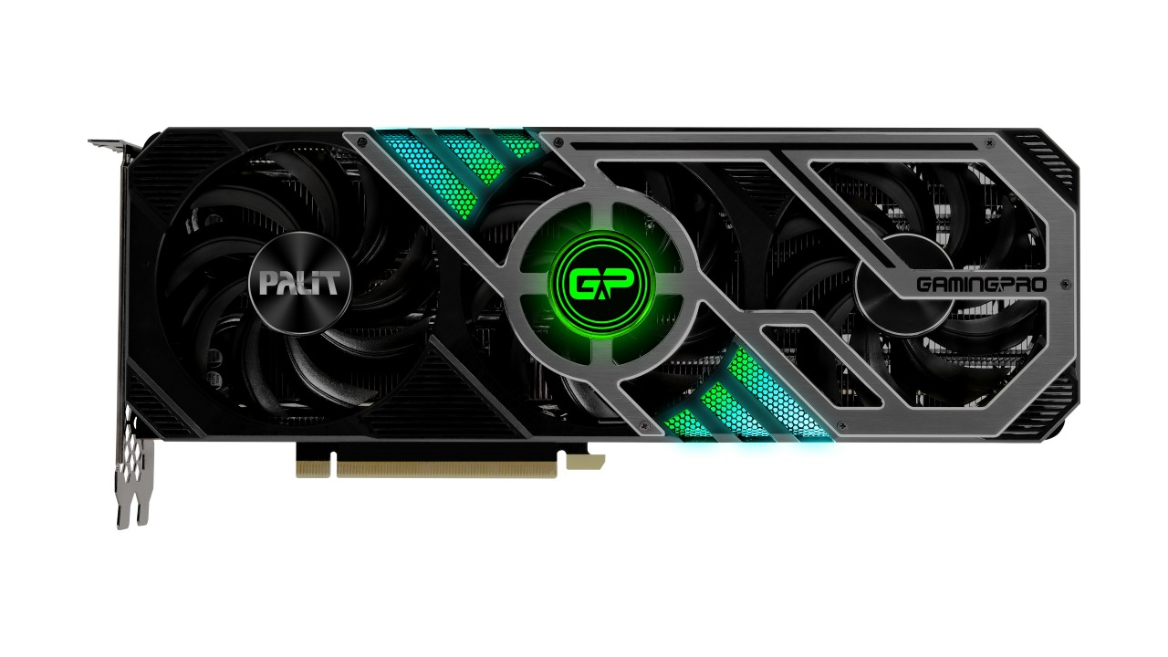 GeForce RTX 3080 Ti GamingPro ARGB