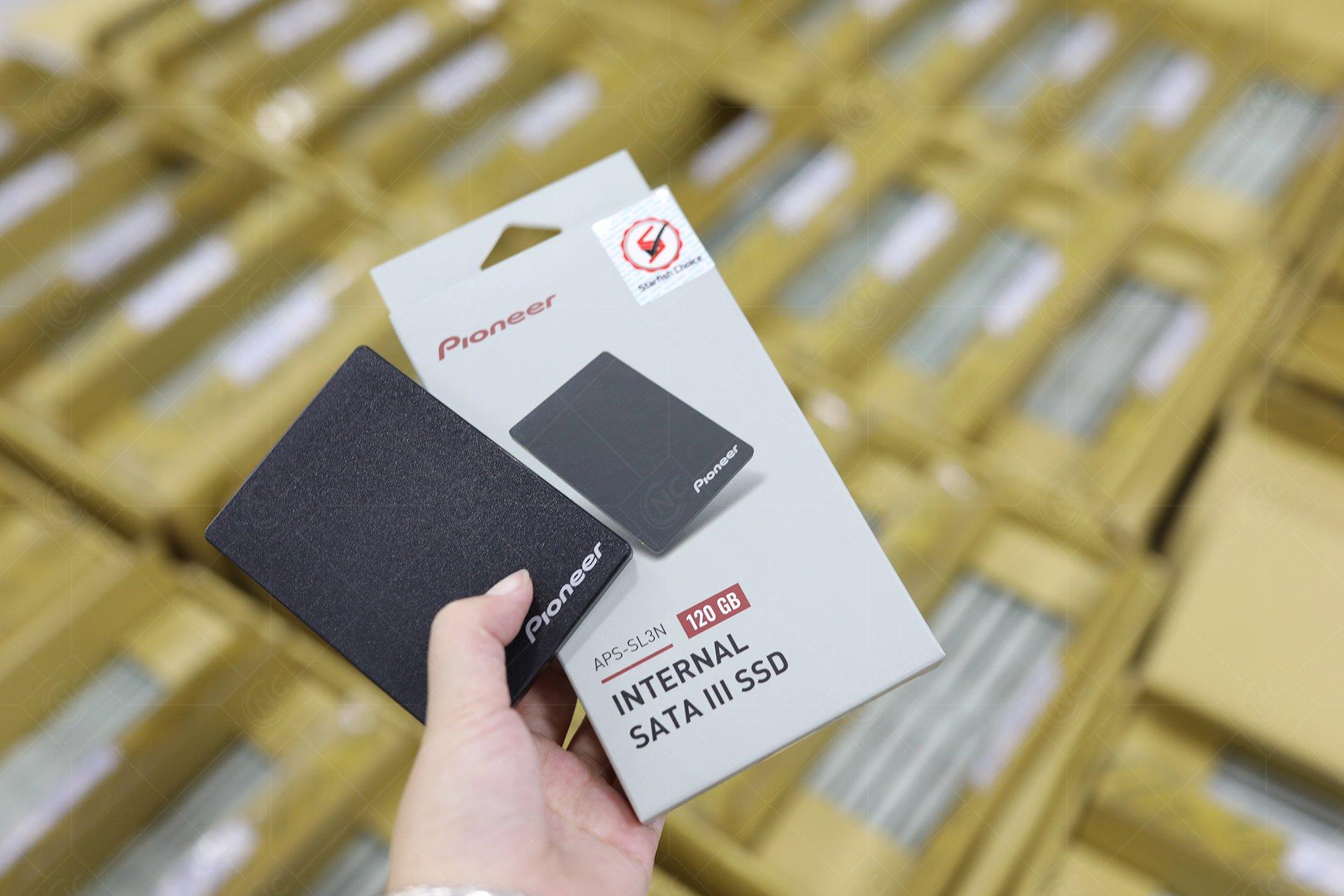 Ổ Cứng SSD Pioneer APS-SL3N 120GB