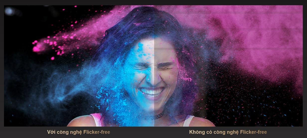Công nghệ ASUS Flicker-Free