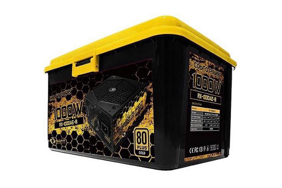 RAIDMAX Cobra RX-1000AE-B Box