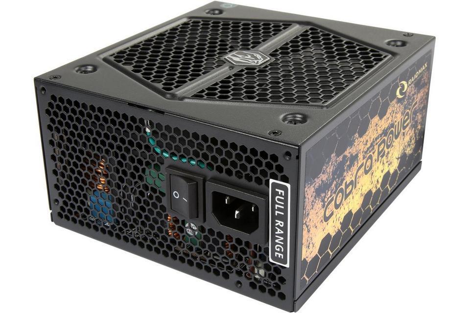 Nguồn Máy Tính RAIDMAX Cobra RX-1000AE-B