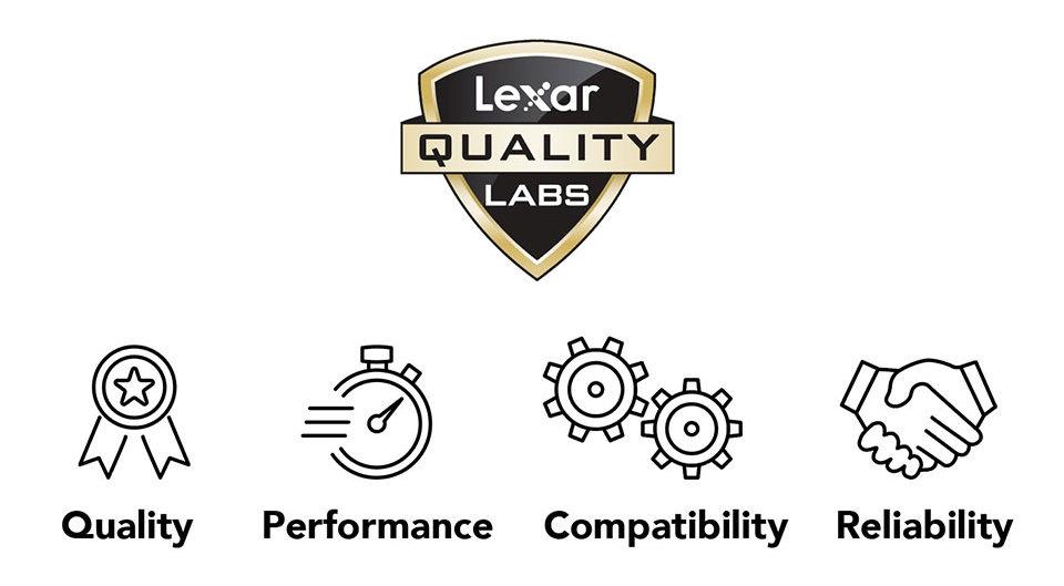 RAM Lexar 8GB (8GB x1) Bus 2666 DDR4 đều phải trải qua thử nghiệm rộng rãi
