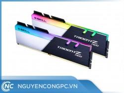 RAM DDR4 Gskill Trident Z Neo 16GB Bus 3600MHz Cas18 (8GB x 2)