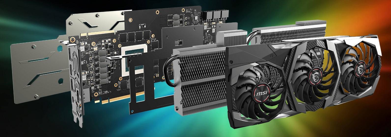 VGA MSI GeForce RTX 2080 Ti GAMING X TRIO 11GB GDDR6