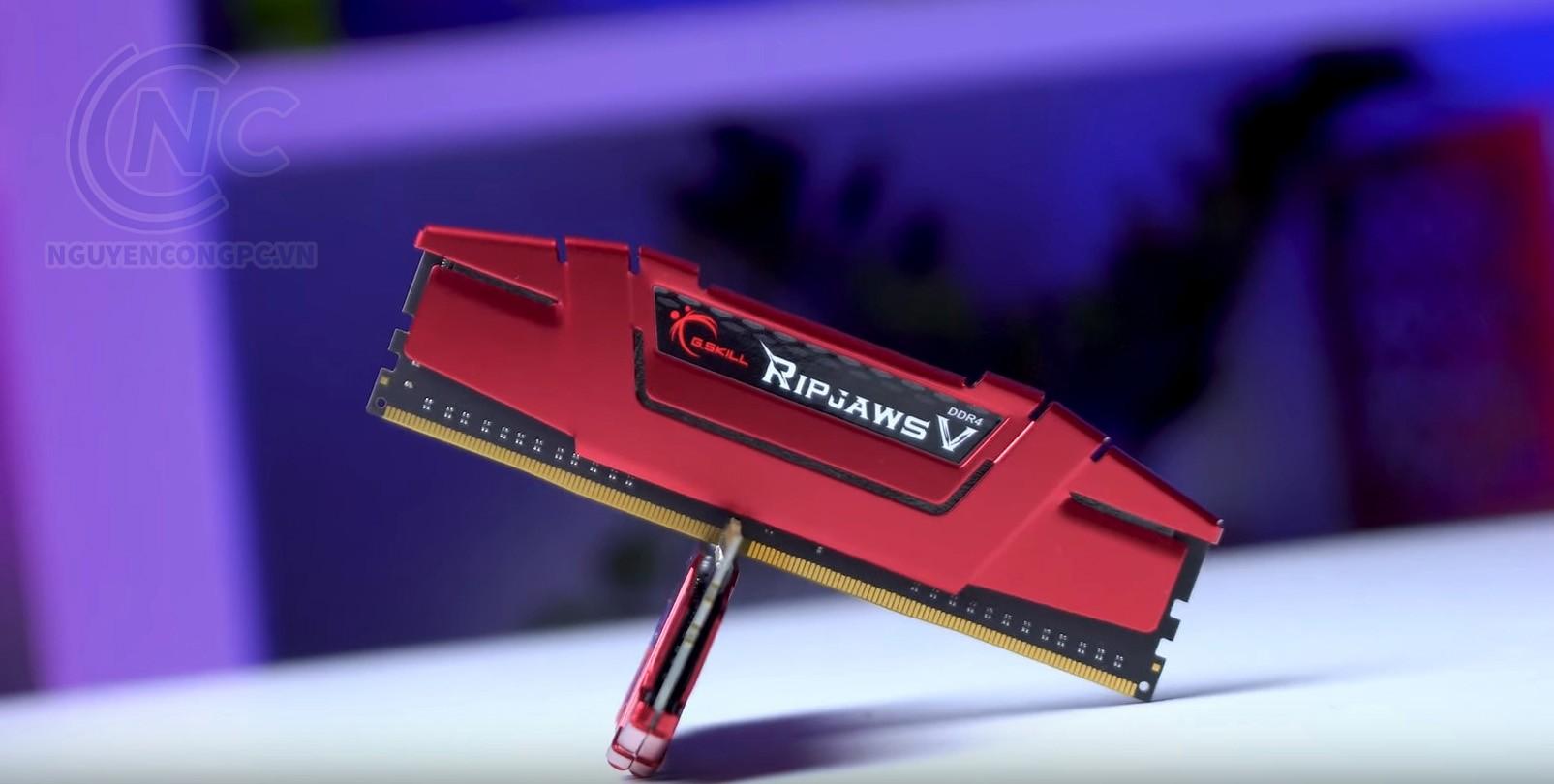Ram GSKILL RIPJAWS V 16GB