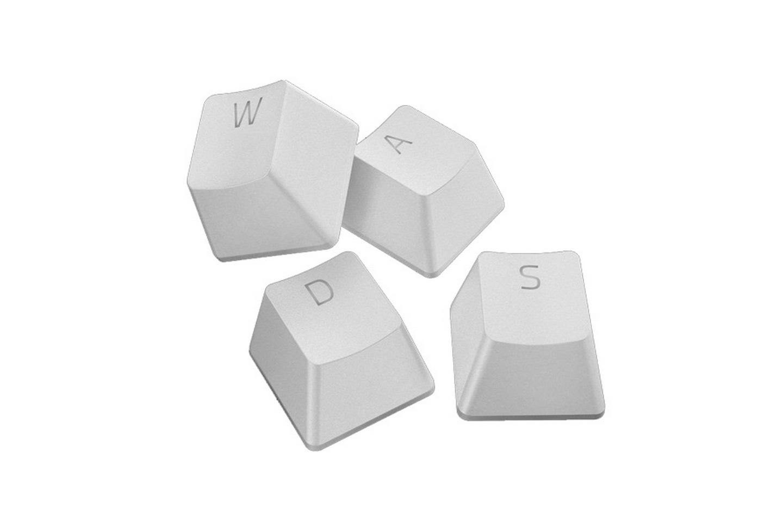 Razer PBT Keycap Upgrade Set Mercury White