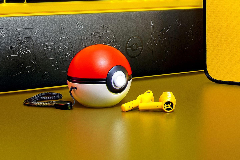 Razer Pokémon Pikachu True Wireless