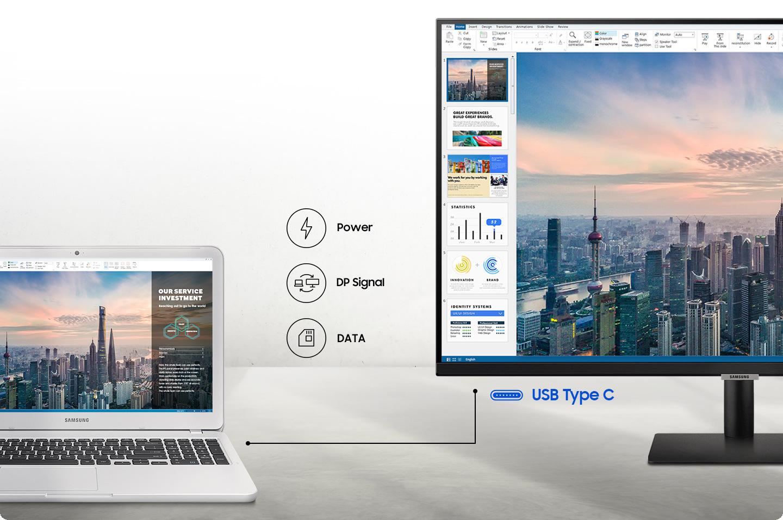 Khả năng kết nối tiện lợi với cổng USB type-C