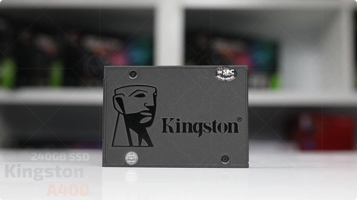 Ổ cứng SSD Kingston A400 240GB SATA3 2.5 inch