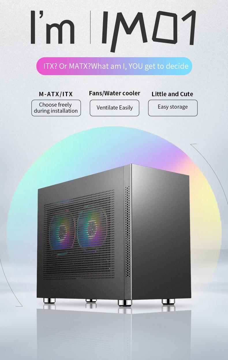 Vỏ máy tính Sama IM01