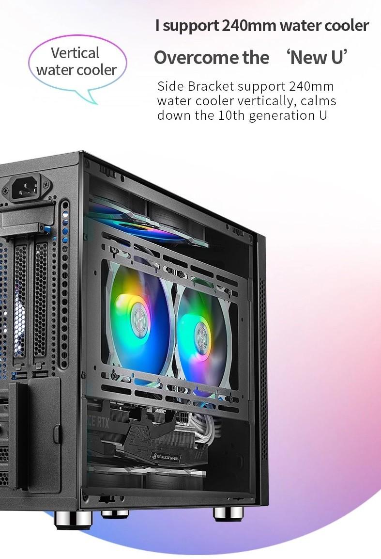 Sama IM01 Hỗ trợ tản nước 240mm