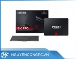 Ổ cứng SSD Samsung 860 Pro 1TB