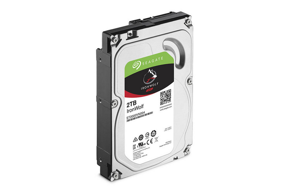 Ổ Cứng HDD Seagate Ironwolf 2TB NAS