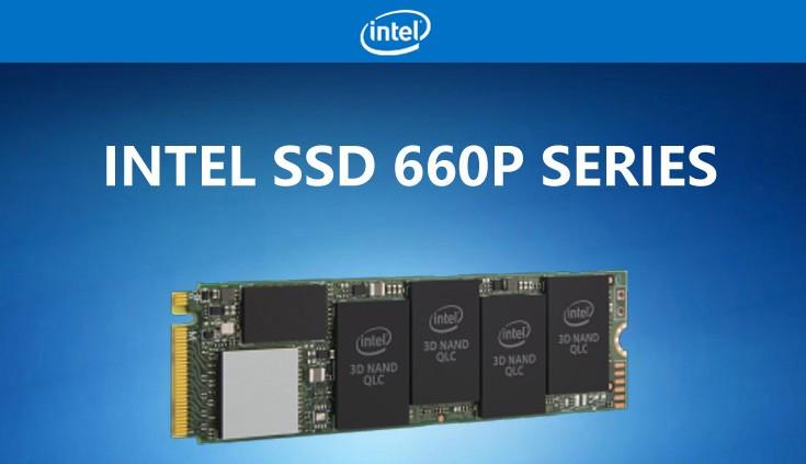 NVMe Intel 660p