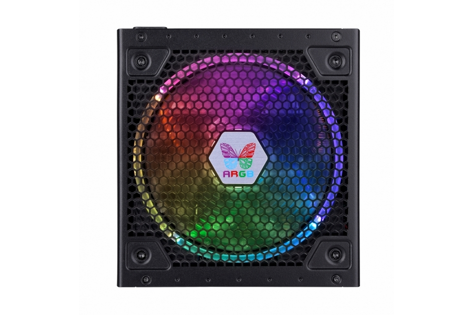 Super Flower LEADEX III Gold ARGB 650W Black LED RGB