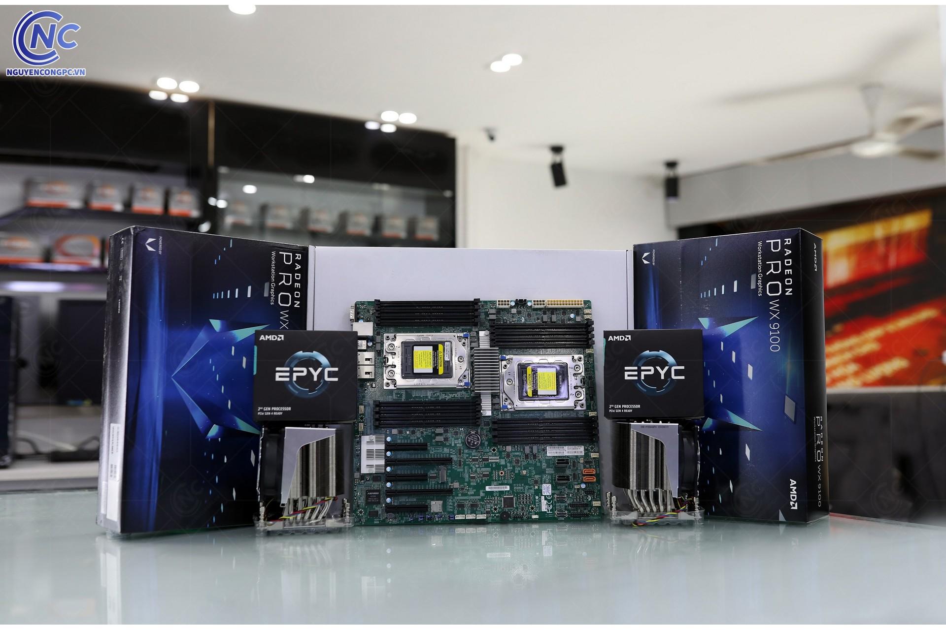 Mainboard Supermicro H11DSi-NT