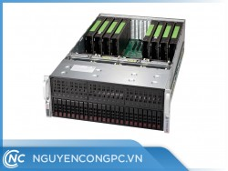 Rack 4U Supermicro SuperServer SYS-4028GR-TRT2