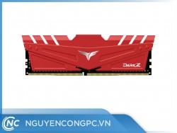 RAM TEAMGROUP T-Force Dark Z 16GB (1x16) 3200MHz CL16 RED