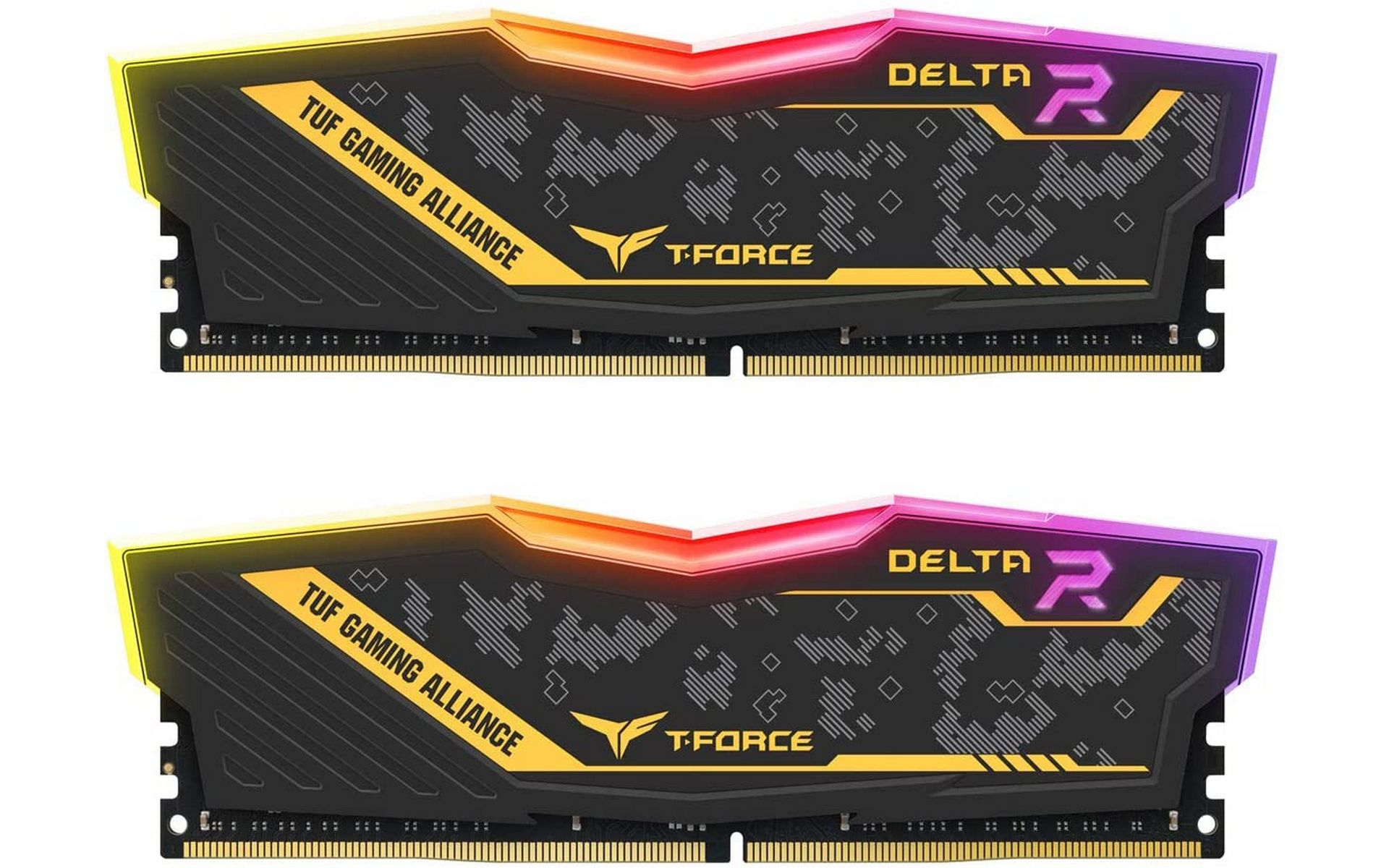 TEAMGROUP T-Force Delta R TUF 32GB (16GBx2) Bus 3200 CL16 DDR4