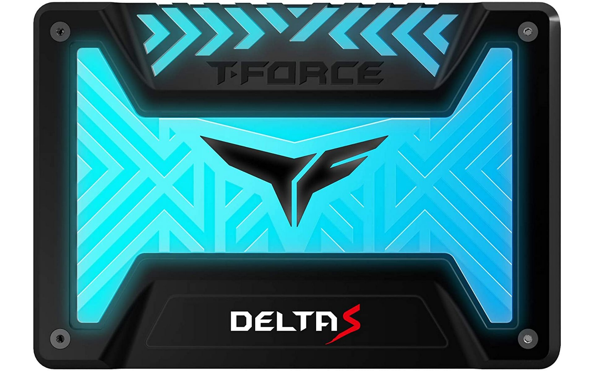 SSD TEAMGROUP T-Force Delta S RGB 250GB Black 5V