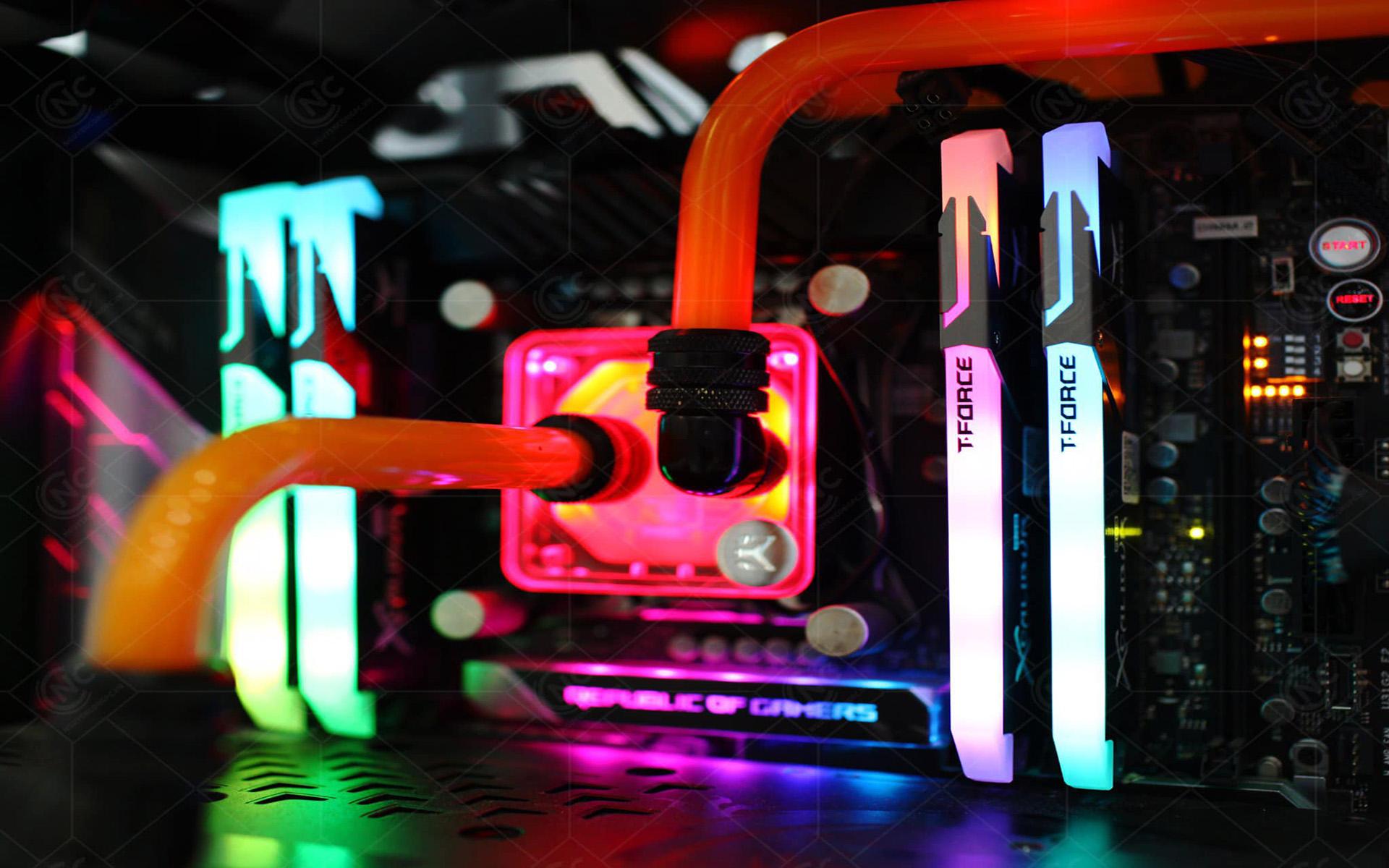 T-Force XCALIBUR Phantom Gaming RGB