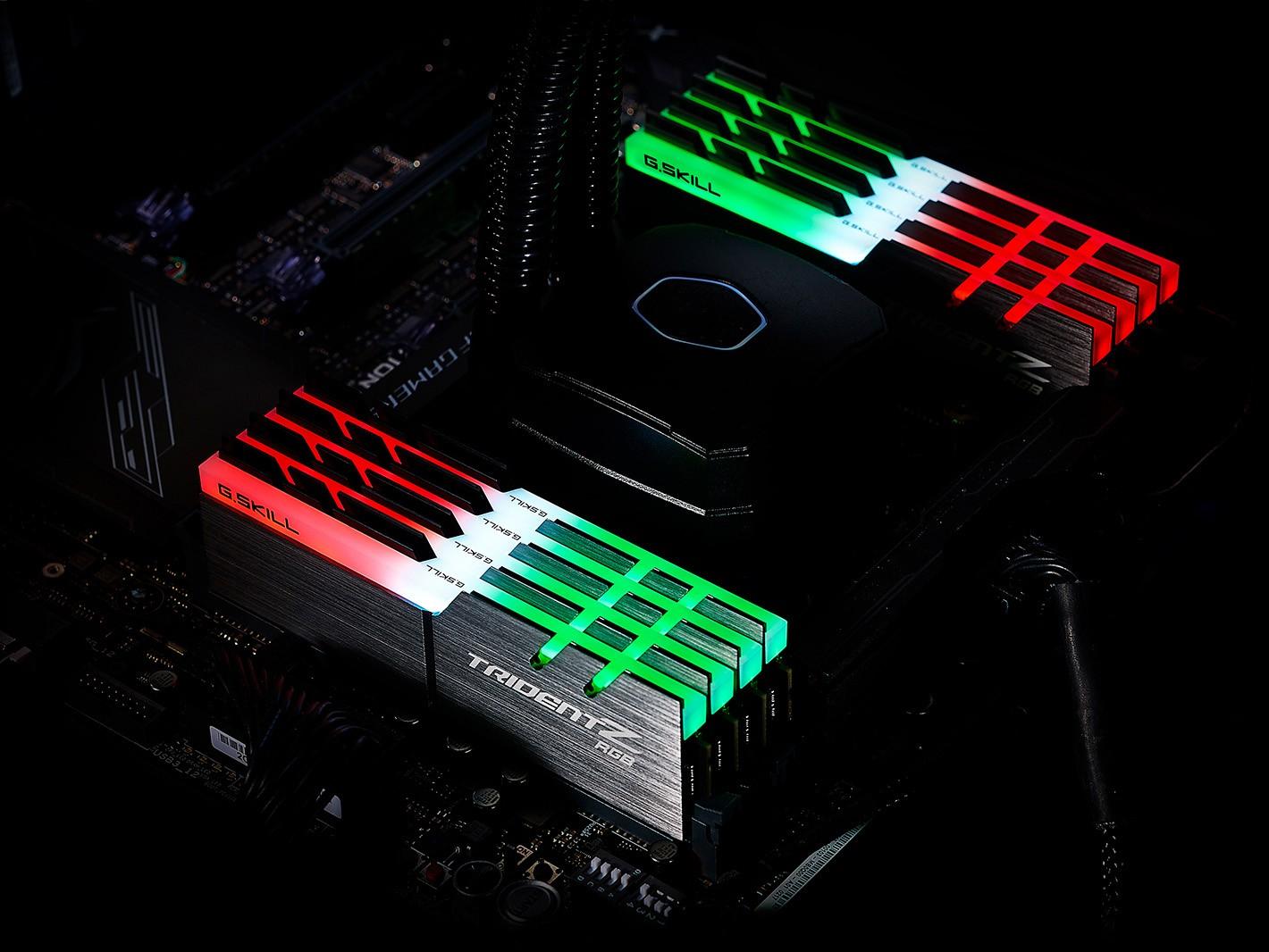 Tạo một chiếc PC độc nhất vô nhị với bộ nhớ Trident Z RGB