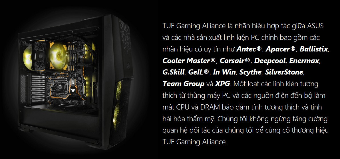 TUF Gaming Alliance