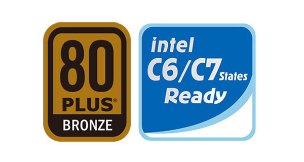 80 PLUS Bronze và Intel C-State