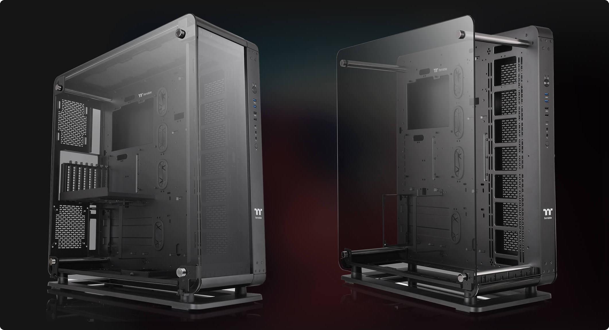 Core P8 TG có thể nhanh chóng được chuyển đổi