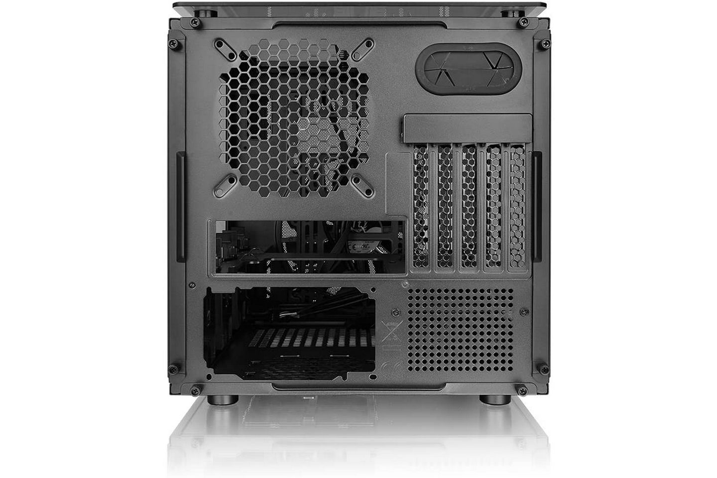 Level 20 VT Micro Chassis back