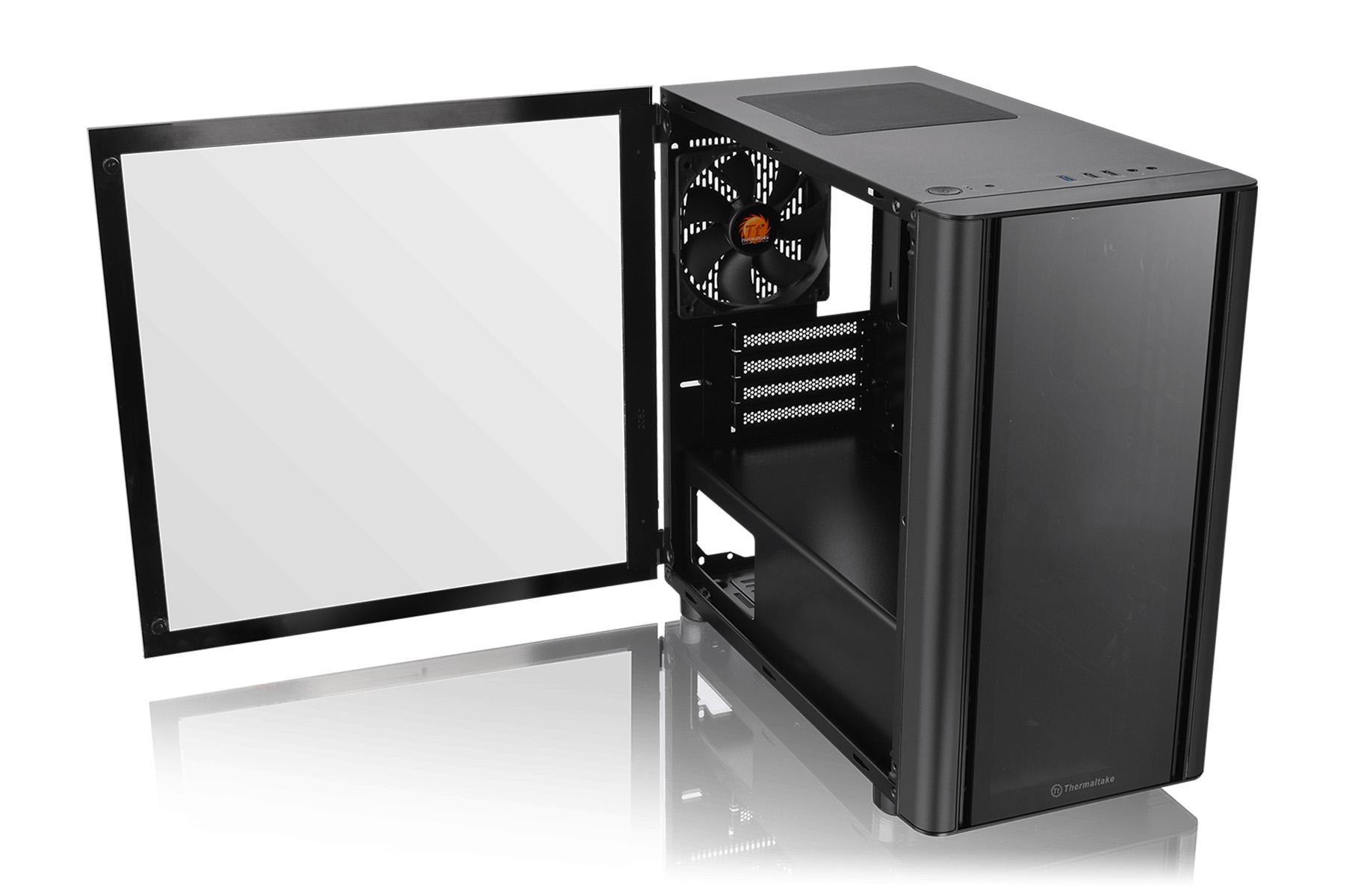 Thermaltake V150 Tempered Glass kính cường lực 4mm