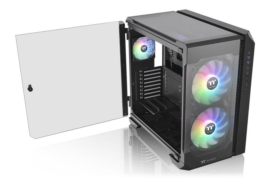 Thermaltake View 51 Black ARGB Tempered Glass kính cường lực 4mm