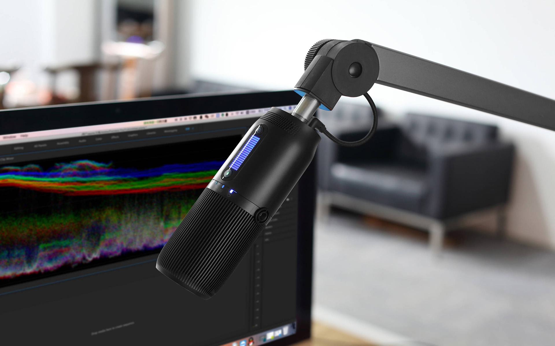 Thronmax Caster Boom Stand