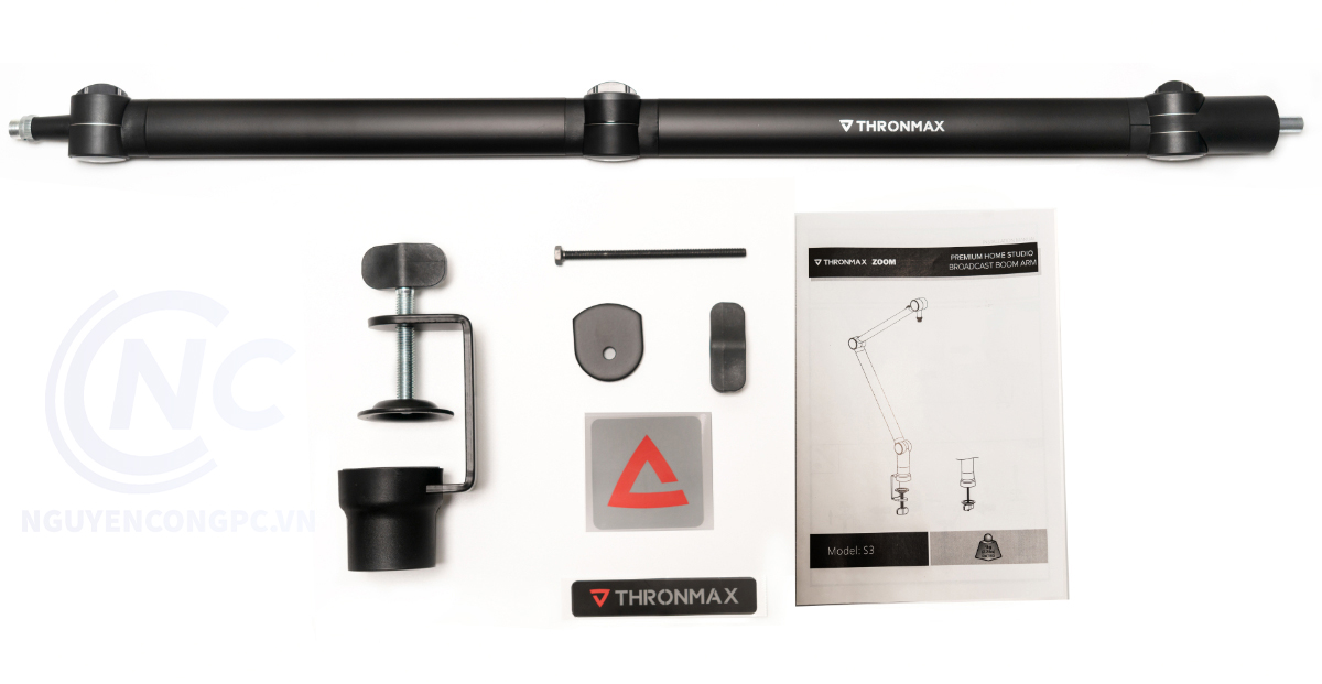Thronmax Caster Boom Stand S1