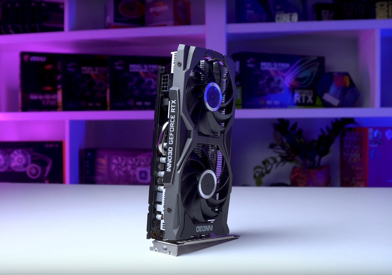 INNO3D GEFORCE RTX 2060 GAMING OC X2 6GB
