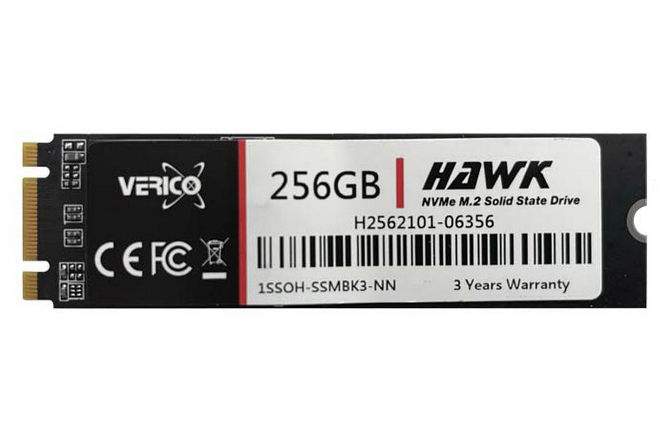 Ổ cứng SSD Verico Hawk 256GB