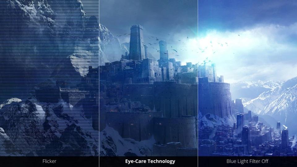 Viewsonic Eye Care