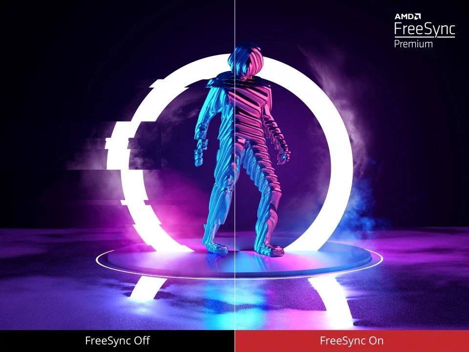 AMD FreeSync Premium